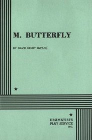 M. Butterfly : Broadway Revival Edition by David Henry Hwang - Paperback