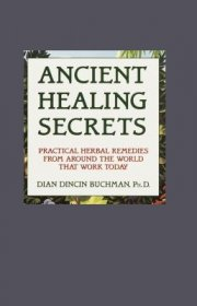 Ancient Healing Secrets by Dian Dincin Buchman, Ph.D. - Paperback Nonfiction
