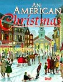 An American Christmas - Hardcover Illustrated Edition