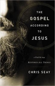 The Gospel According to Jesus by Chris Seay - Hardcover