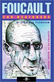 Foucault for Beginners : A Documentary Comic Book by Lydia Alix Fillingham : Paperback