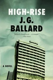 High-Rise by J.G. Ballard - Paperback Fiction