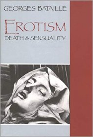 Erotism Death & Sensuality by Georges Bataille - Paperback