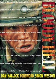 Bloody Hell : The Price Soldiers Pay by Dan Hallock - Paperback