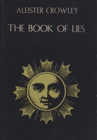 The Book of Lies by Aleister Crowley - Hardcover 1970 Edition RARE