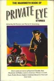 The Mammoth Book of Private Eye Stories - Paperback (USED)