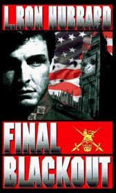 Final Blackout by L. Ron Hubbard - Paperback USED Fiction