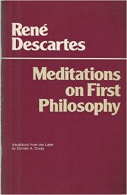 Meditations on First Philosophy by René Descartes - Paperback USED