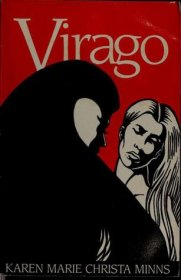 Virago by Karen Marie Christa Minns - Paperback USED Naiad Press Classics