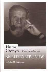 An Alternative View by John M. Tettemer and Hume Cronyn (From the Other Side) - Hardcover Nonfiction