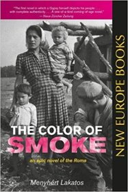 The Color of Smoke : An Epic Novel of the Roma by Menyhert Lakatos - Paperback