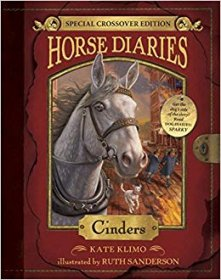 Horse Diaries #13 : Cinders by Kate Klimo - Paperback Special Crossover Edition