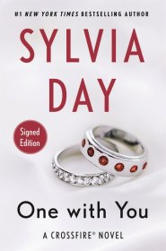 One with You by Sylvia Day - SIGNED Hardcover FIRST EDITION