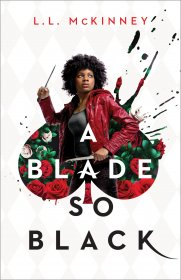 A Blade So Black by L.L. McKinney - Hardcover Young Adult Fiction