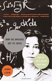 How the Universe Got Its Spots by Janna Levin - Paperback USED