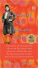 The Immortal Life of Henrietta Lacks by Rebecca Skloot - Paperback