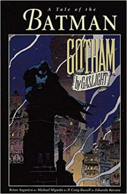 Batman : Gotham by Gaslight by Brian Augustyn and Mike Mignola - Paperback Graphic Novel