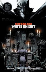 Batman : White Knight by Sean Murphy - Paperback Graphic Novel