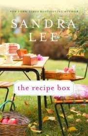 The Recipe Box by Sandra Lee - Paperback USED