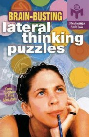 Brain-Busting Lateral Thinking Puzzles - Official MENSA - Paperback USED