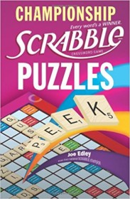 Championship SCRABBLE Puzzles by Joe Edley - Paperback