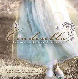 Cinderella by Steven Curtis Chapman - Hardcover Gift Book with Music CD
