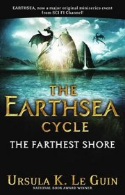 The Farthest Shore (Earthsea Cycle Book 3) by Ursula K. Le Guin - Paperback USED