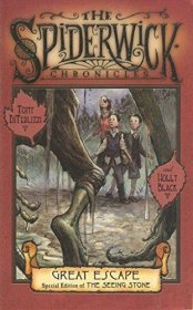 The Spiderwick Chronicles : Great Escape by Tony DiTerlizzi and Holly Black - Paperback Fiction