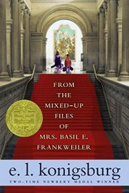 From the Mixed-up Files of Mrs. Basil E. Frankweiler by E.L. Konigsburg - Paperback Fiction