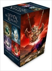 The Seven Realms Box Set by Cinda Williams Chima - Paperback