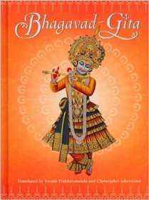 Bhagavad Gita : Hardcover Gift Edition : Translated by Swami Prabhavananda and Christopher Isherwood