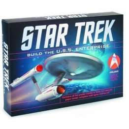Star Trek Build the U.S.S. Enterprise - A Model Kit