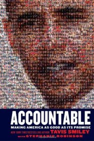 Accountable: Making America as Good as Its Promise by Tavis Smiley and Stephanie Robinson - Hardcover Nonfiction