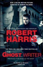 The Ghost Writer by Robert Harris - Paperback
