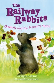 Bramble and the Treasure Hunt (Railway Rabbits) Paperback Illustrated