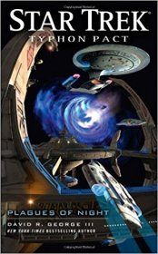 Typhon Pact : Plagues of Night (Star Trek) by David R. George III - Mass Market Paperback