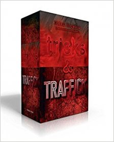 Tricks & Traffick by Ellen Hopkins - Paperback Box Set