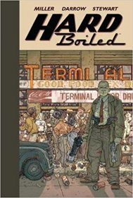 Hard Boiled (Second Edition) by Frank Miller, Illustrated by Geof Darrow - Hardcover