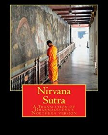Nirvana Sutra: A Translation of Dharmakshema's Northern Version - Paperback Nonfiction