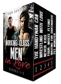 Working-Class Men in Love by Dan Sexton - Paperback Omnibus Edition