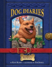 Dog Diaries #12 : Susan by Kate Klimo - Paperback