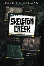 Skeleton Creek by Patrick Carman - Paperback Fiction