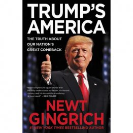 Trump's America : The Truth about Our Nation's Great Comeback by Newt Gingrich - Hardcover