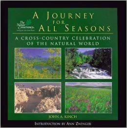 A Journey For All Seasons : A Cross-Country Celebration of the Natural World - Hardcover Illustrated