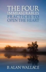 The Four Immeasurables : Practices to Open the Heart by B. Alan Wallace - Paperback