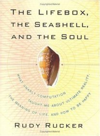 The Lifebox, The Seashell, and the Soul by Rudy Rucker - Hardcover FIRST EDITION