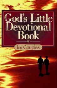 God's Little Devotional for Couples Gift Set with Christian Notetakers Journal
