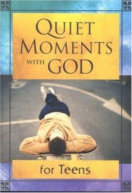 Quiet Moments with God for Teens - Hardcover Devotional
