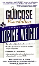 The Glucose Revolution Pocket Guide to Losing Weight - Paperback