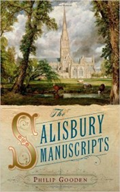 The Salisbury Manuscript by Philip Gooden - Hardcover FIRST EDITION